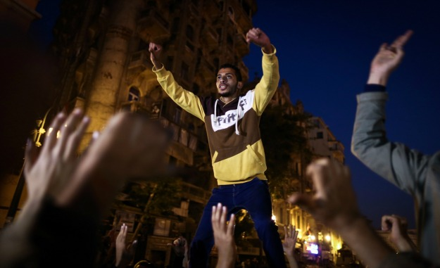 MOHAMED EL-SHAHED/AFP/Getty Images