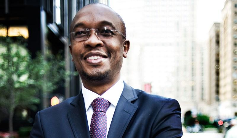 Parks Tau, Executive Mayor of the City of Johannesburg