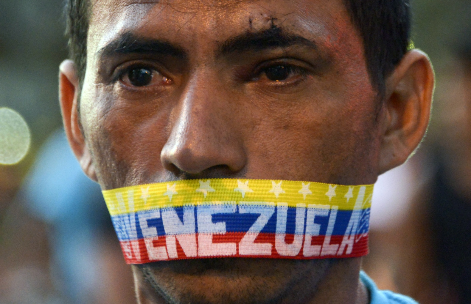 RAUL ARBOLEDA/AFP/Getty Images