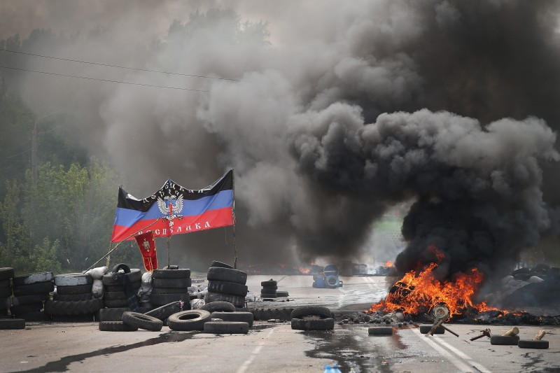 Tension Mounts In Eastern Ukraine