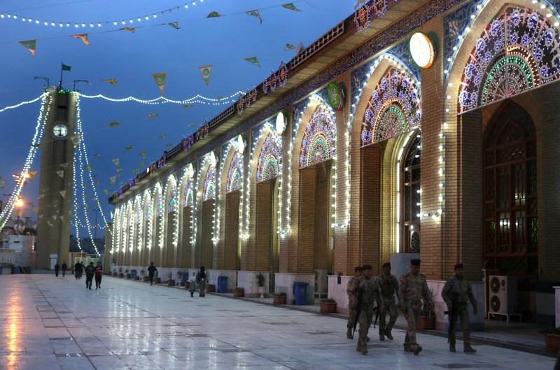 IRAQ-SCENE-RELIGION