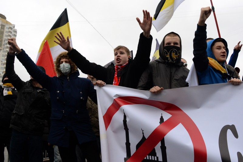 RUSSIA-POLITICS-PROTEST-RACISM
