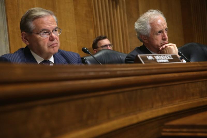 Senate Foreign Relations Cmte Holds Hearing On Ukraine
