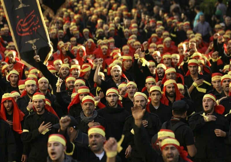 LEBANON-ISLAM-SHIITE-ASHURA-HEZBOLLAH