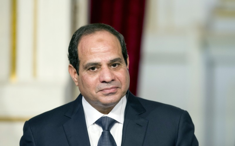 Sisi Cuts Short Visit to African Union Summit Following
