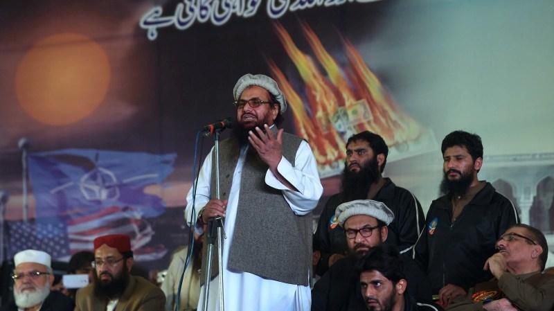 PAKISTAN-POLITICS-SAEED