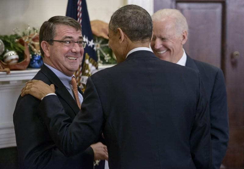 US-POLITICS-OBAMA-CARTER