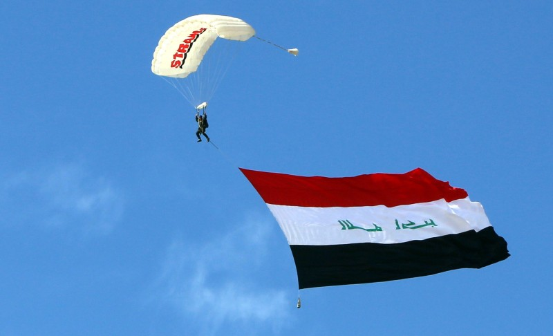 IRAQ-MILITARY-DEFENCE-ARMY DAY