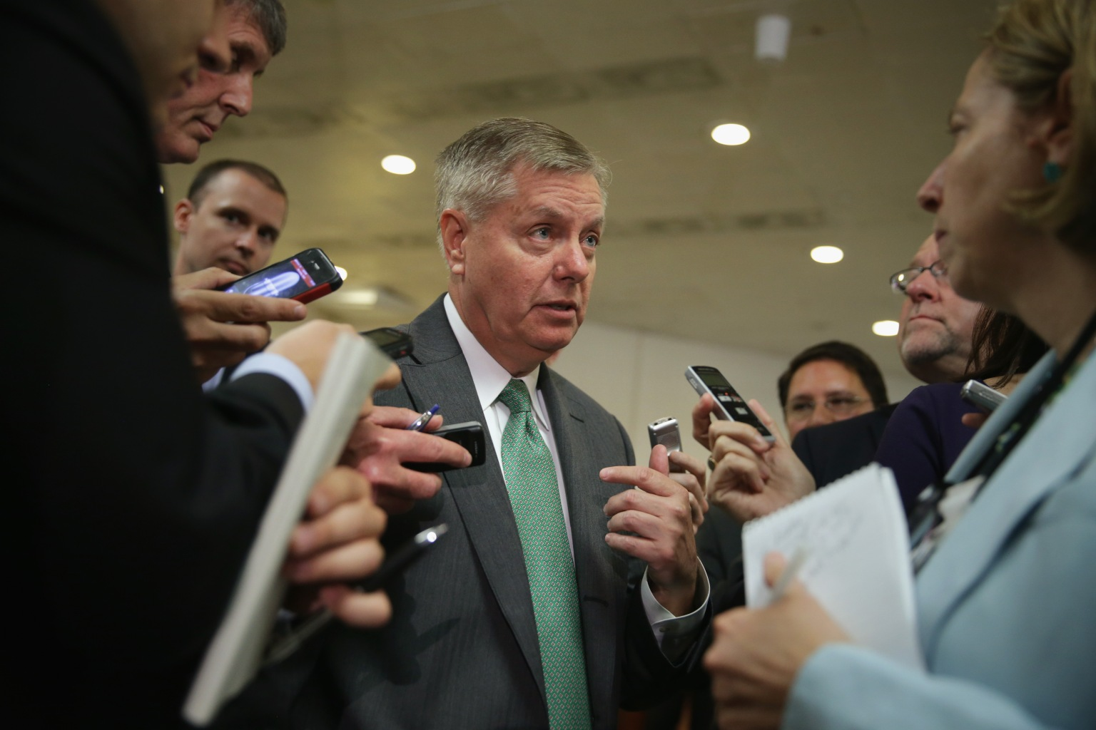 foreignpolicy.com - Michael A. Cohen - Lindsey Graham: Wrong on Everything