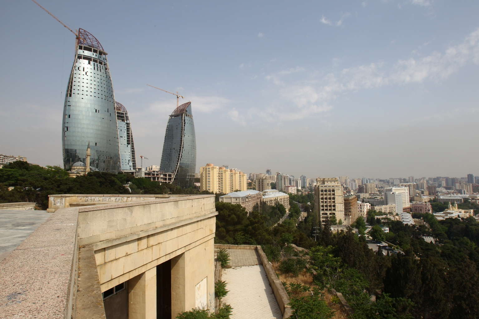 Trapped In Baku Foreign Policy