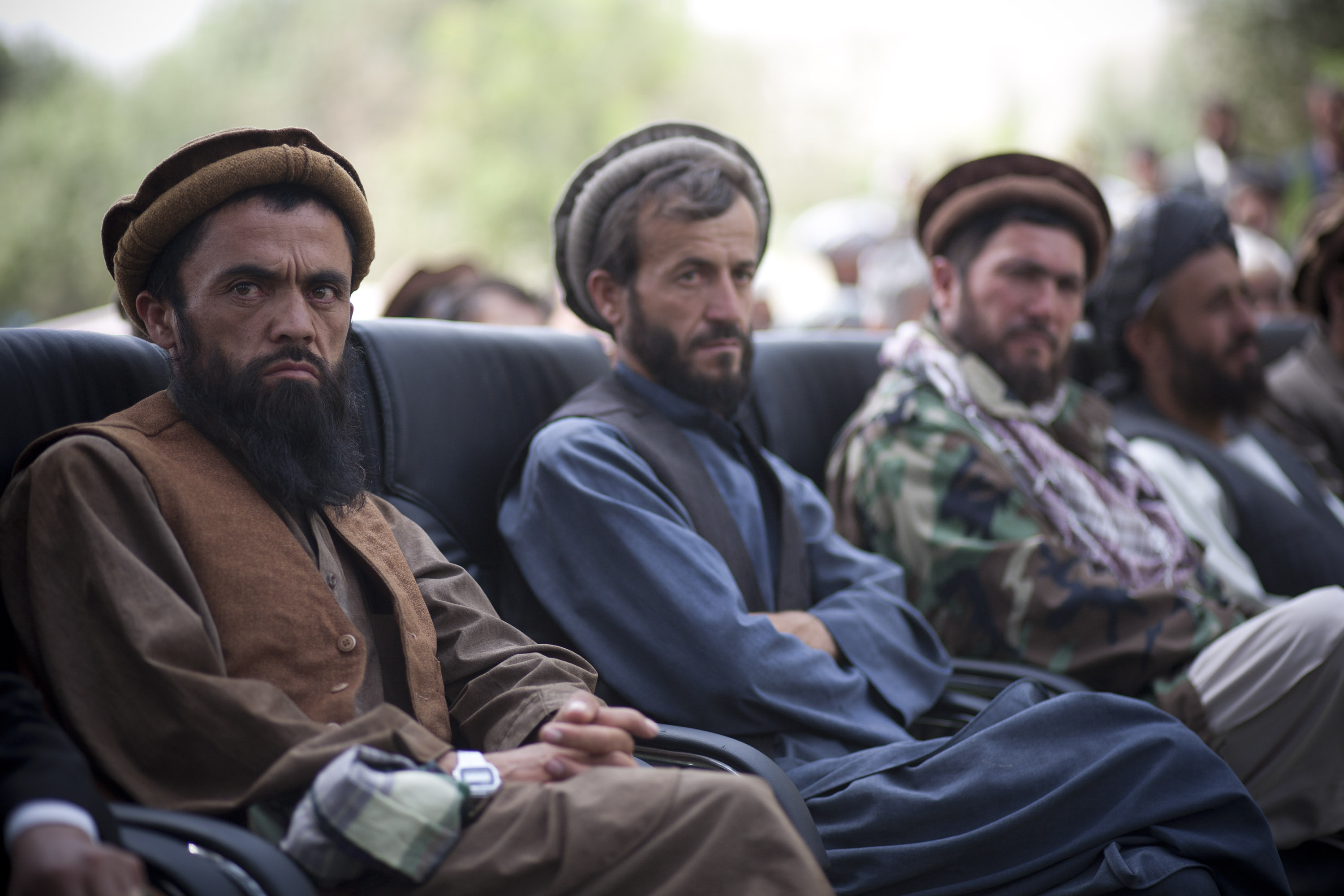 Dont Tell Me, Show Me, Prove It; Afghan Government
