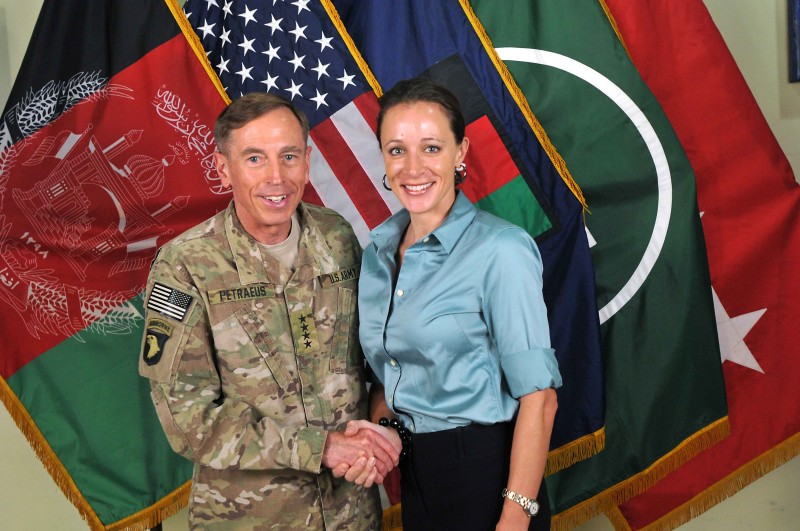 CIA Director Gen. David Petraeus Resigns After Affair