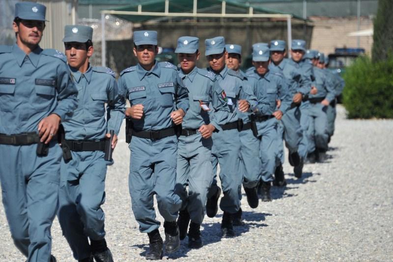 AFGHANISTAN-DEFENCE-POLICE