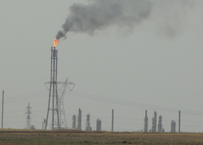IRAQ-UNREST-ENERGY