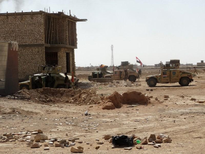 IRAQ-UNREST-RAMADI