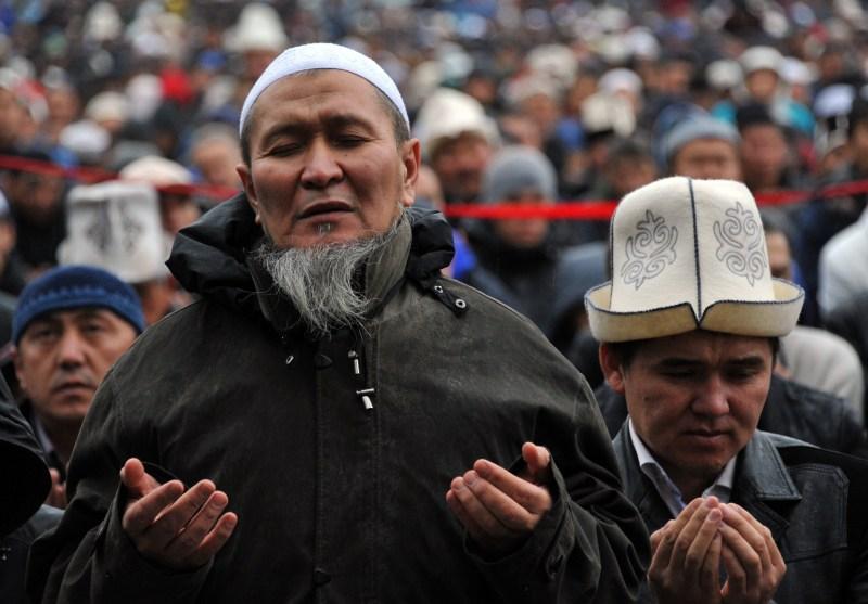 KYRGYZSTAN-RELIGION-ISLAM-EID