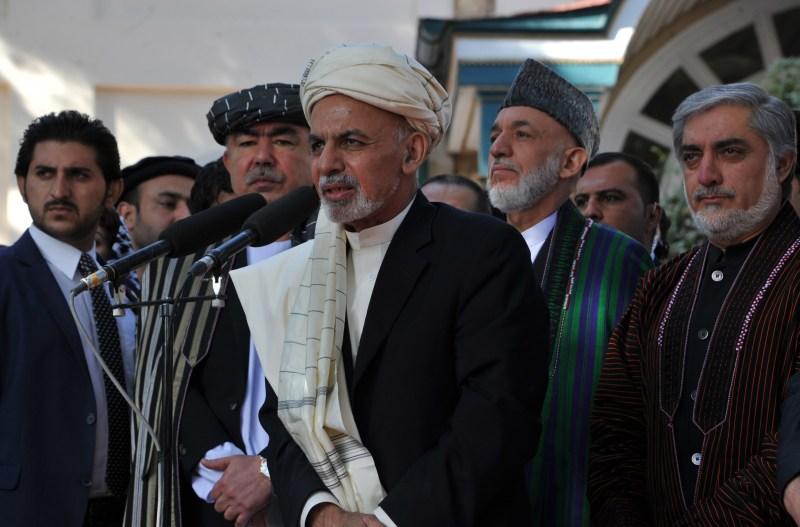 AFGHANISTAN-RELIGION-EID