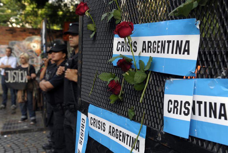 ARGENTINA-ISRAEL-IRAN-AMIA-ATTACK-NISMAN-FUNERAL