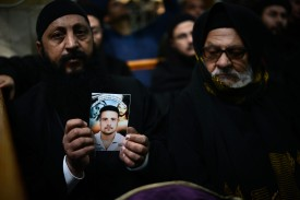 EGYPT-LIBYA-UNREST-CHRISTIANS-IS