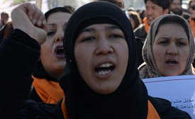 AFGHANISTAN-RIGHTS-WOMEN