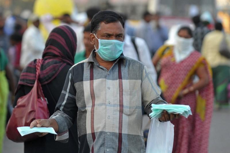 INDIA-HEALTH-SWINE-FLU