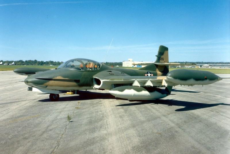Cessna YA-37A
