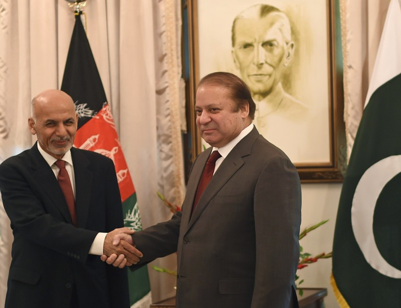 PAKISTAN-AFGHANISTAN-UNREST-DIPLOMACY