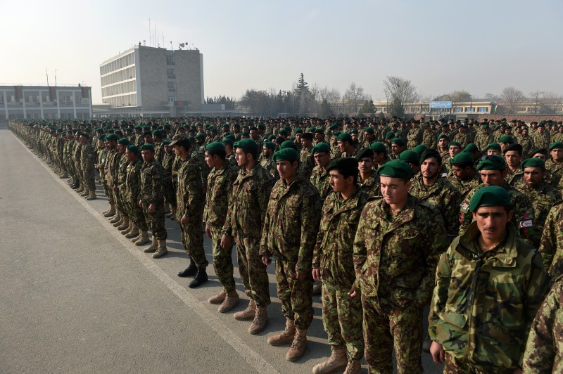 Heavy Losses for Afghan National Army in 2014