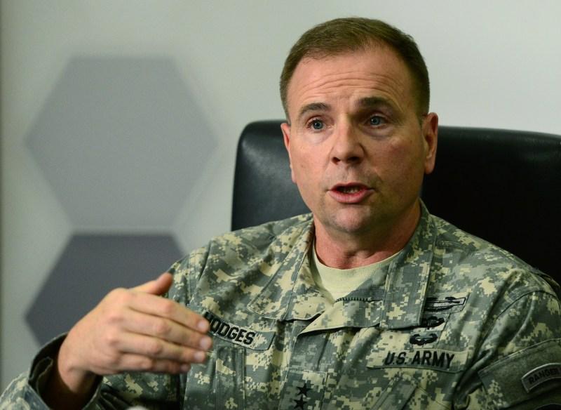 HUNGARY-US-NATO-EXERCISE