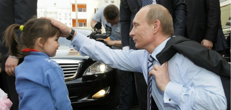 Where In The World Is Vladimir Vladimirovich Putin Not Giving Birth Foreign Policy