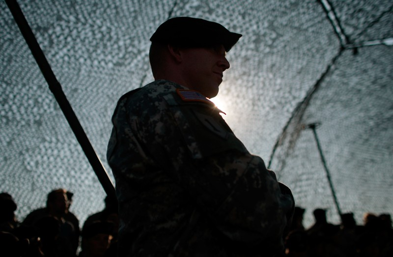 For Some Returning US Troops, PTSD Is The New Battlefield