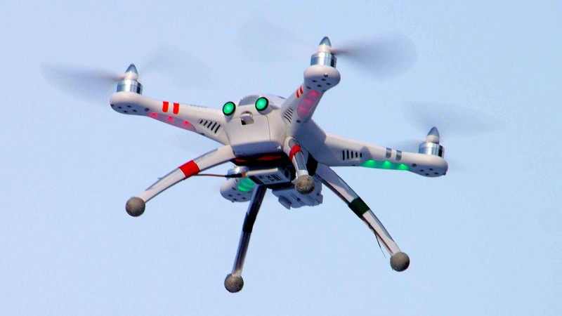 Walkera_QR_X350_Quadcopter_Hovering