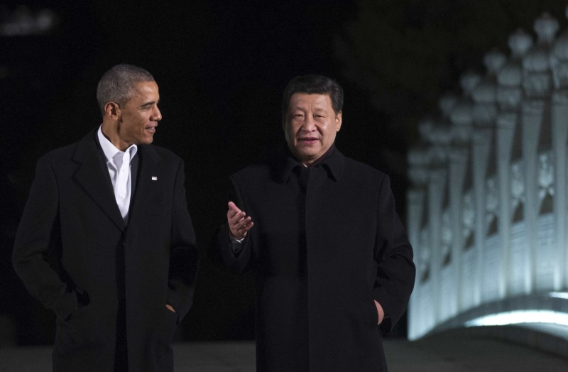 CHINA-APEC-SUMMIT-US-XI-OBAMA