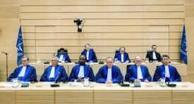 NETHERLANDS-JUSTICE-ICC