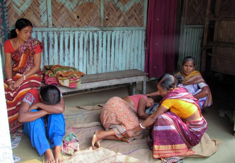 INDIA-AGRICULTURE-FARMER-SUICIDE