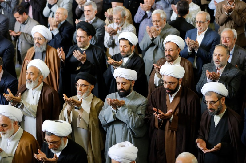 IRAN-RELIGION-ISLAM