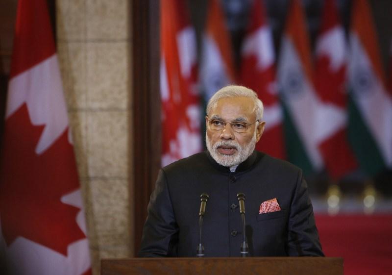 CANADA-INDIA-POLITICS