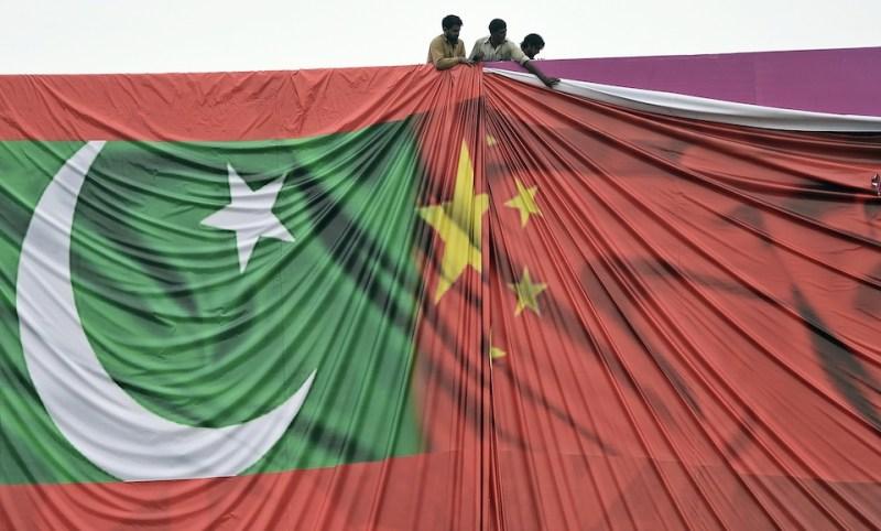 PAKISTAN-CHINA-DIPLOMACY