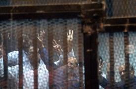 EGYPT-POLITICS-TRIAL-MUSLIM-BROTHERHOOD