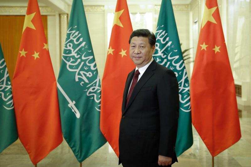 CHINA-SAUDI-DIPLOMACY