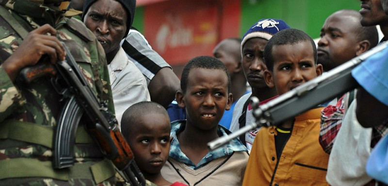 Little Mogadishu, Under Siege – Foreign Policy