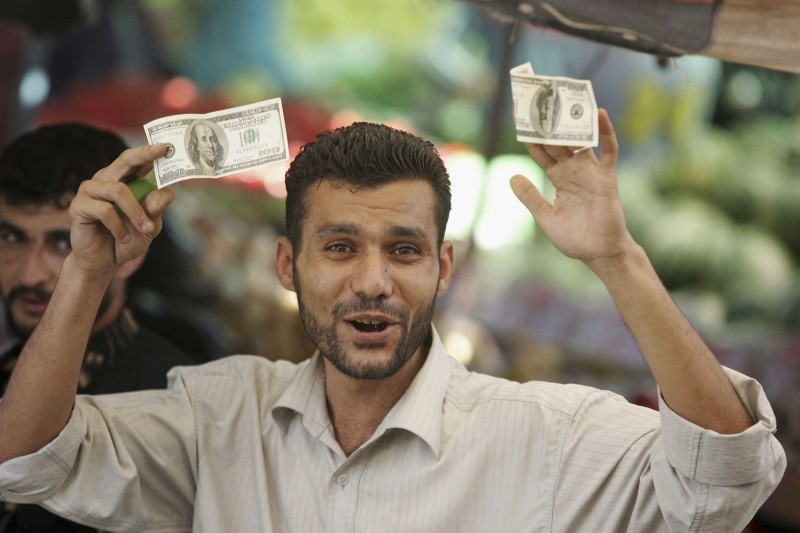 Palestinian Government Gives Emergency Payments To Thousands Of Desperate Civil Servants