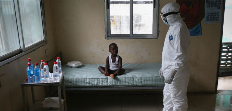 Ebola Children's Health