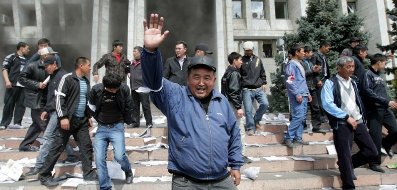 Five Years on, Has Kyrgyzstan's Democratic Revolution Put Down Roots