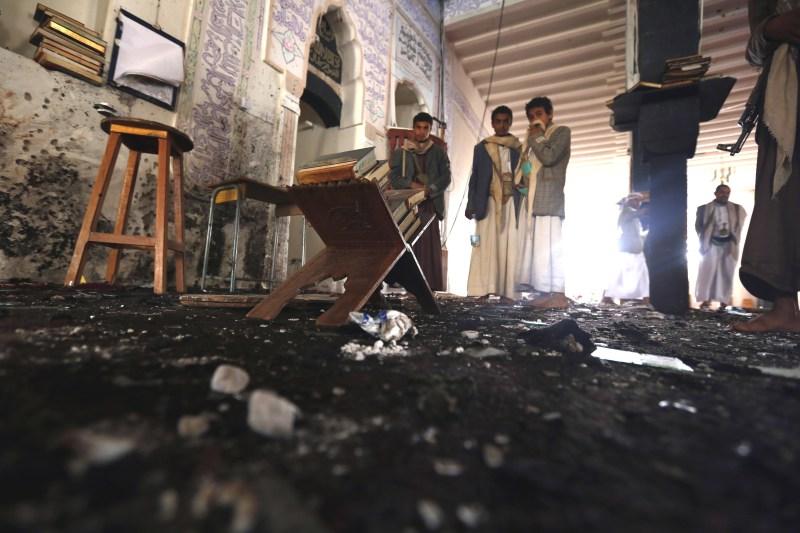 Shiite Houthi crisis in Yemen