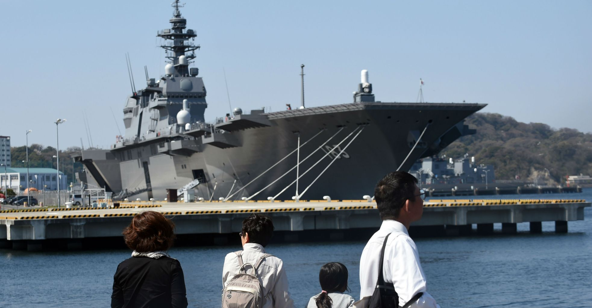 Is Japan's New 'Helicopter Destroyer' an 'Aircraft Carrier