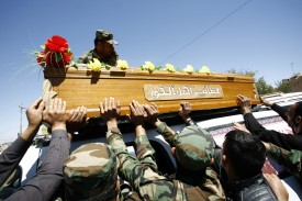 IRAQ-CONFLICT-FUNERAL