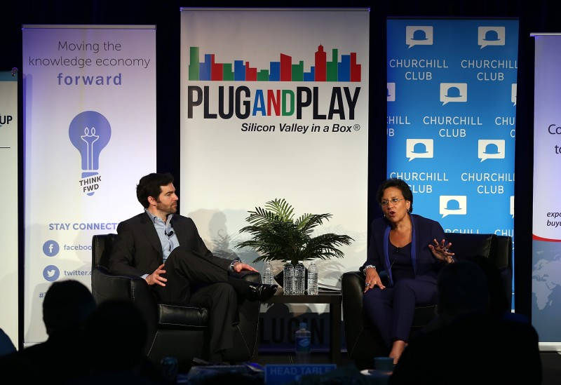 Penny Pritzer Discusses Innovation Economy With LinkedIn CEO