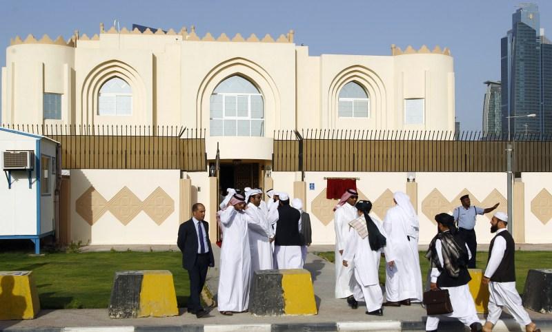 QATAR-AFGHANISTAN-TALIBAN-UNREST-OPEN