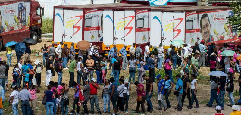 How Venezuela Struck It Poor – Foreign Policy